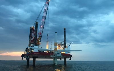ZITON completes decommissioning of Utgrunden Offshore Windfarm