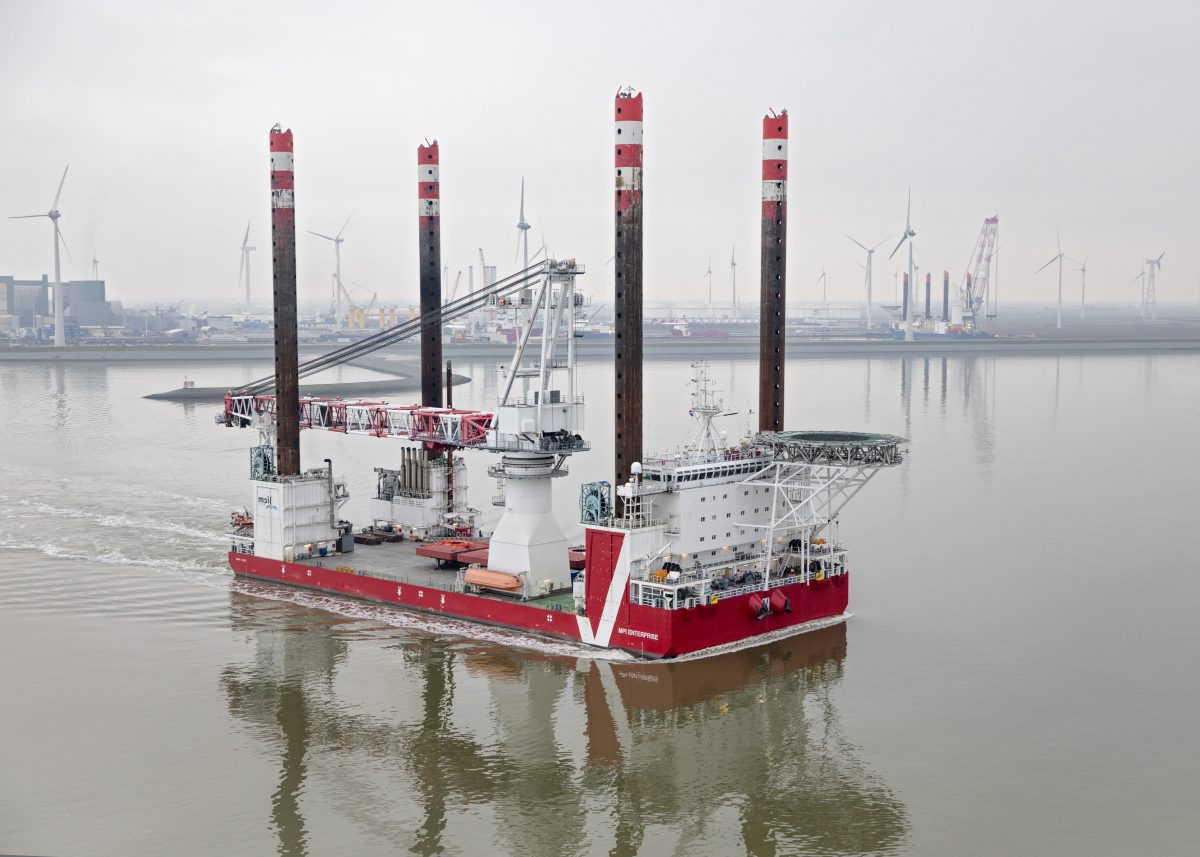 ZITON welcomes ENTERPRISE to its O&M fleet